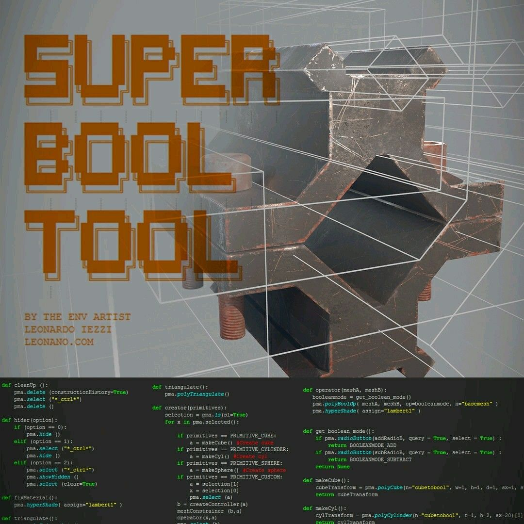 Super bool tooll