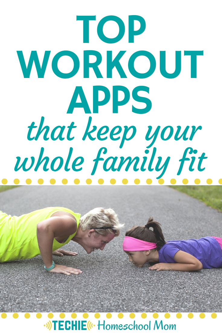 It's time to get your WHOLE family in shape. These top workout apps make it easier to keep your fami...