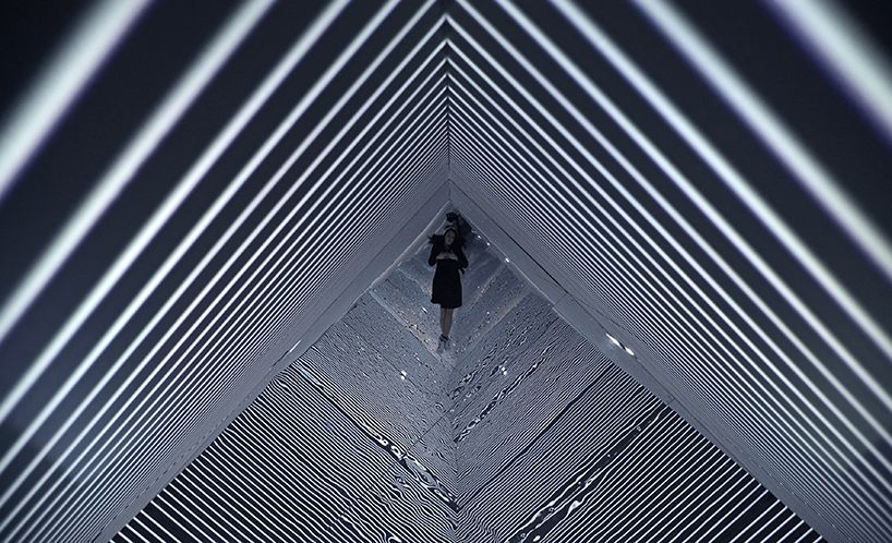this immersive infinity chamber at SXSW will alter your perception of the world