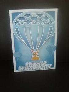 Balloon Card 2 Scan N Cut