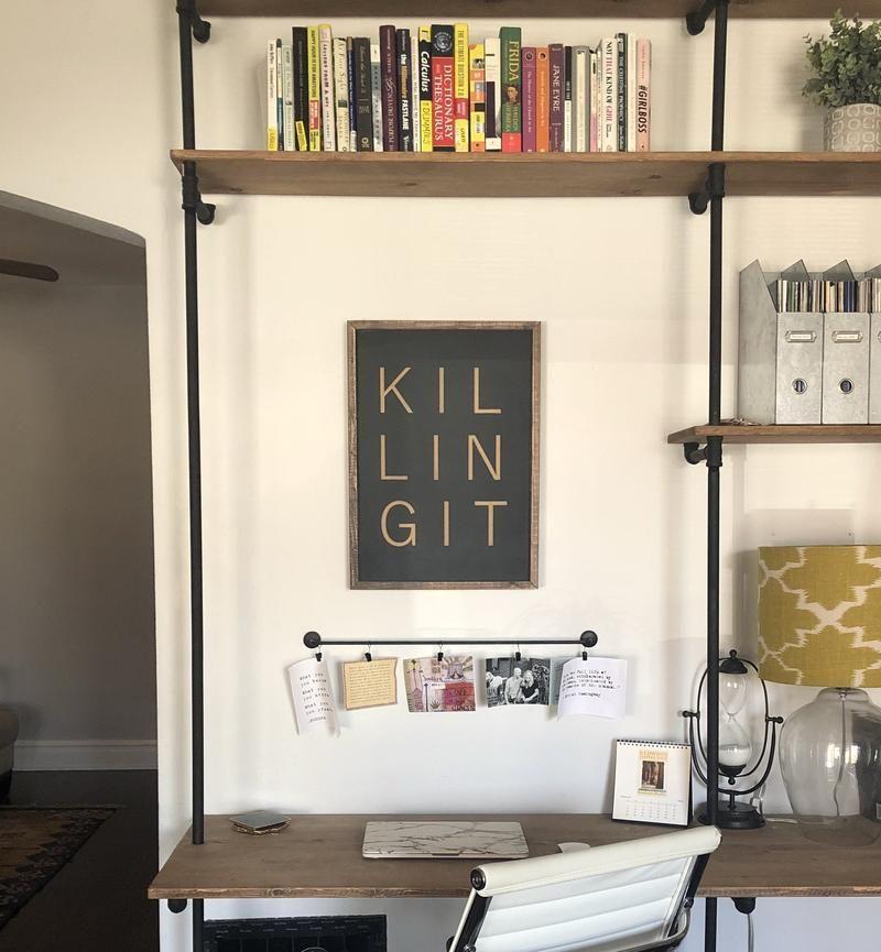Killing It Carved Wall Art in 2018 Group Board Minimalist Design