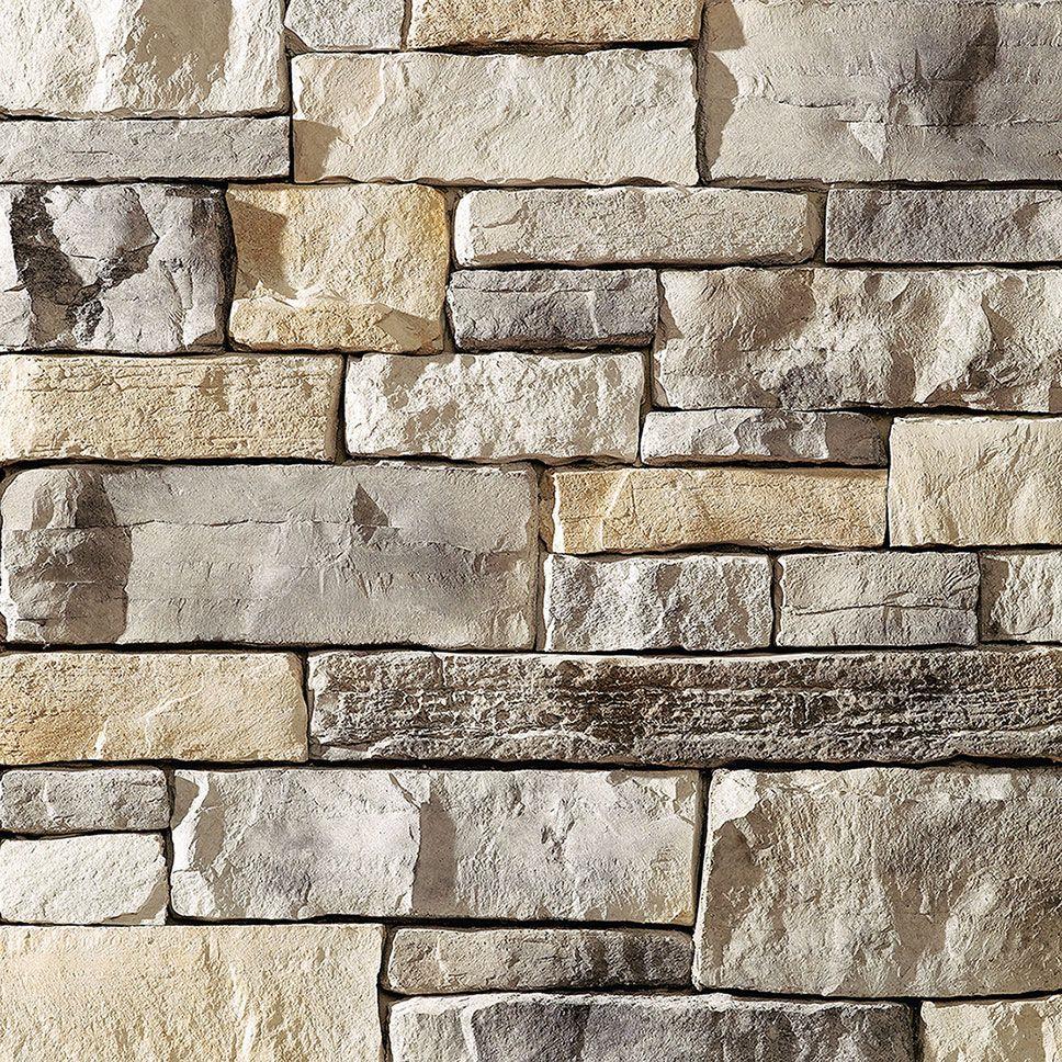 Weather Ledge Stone Prestige Color New House