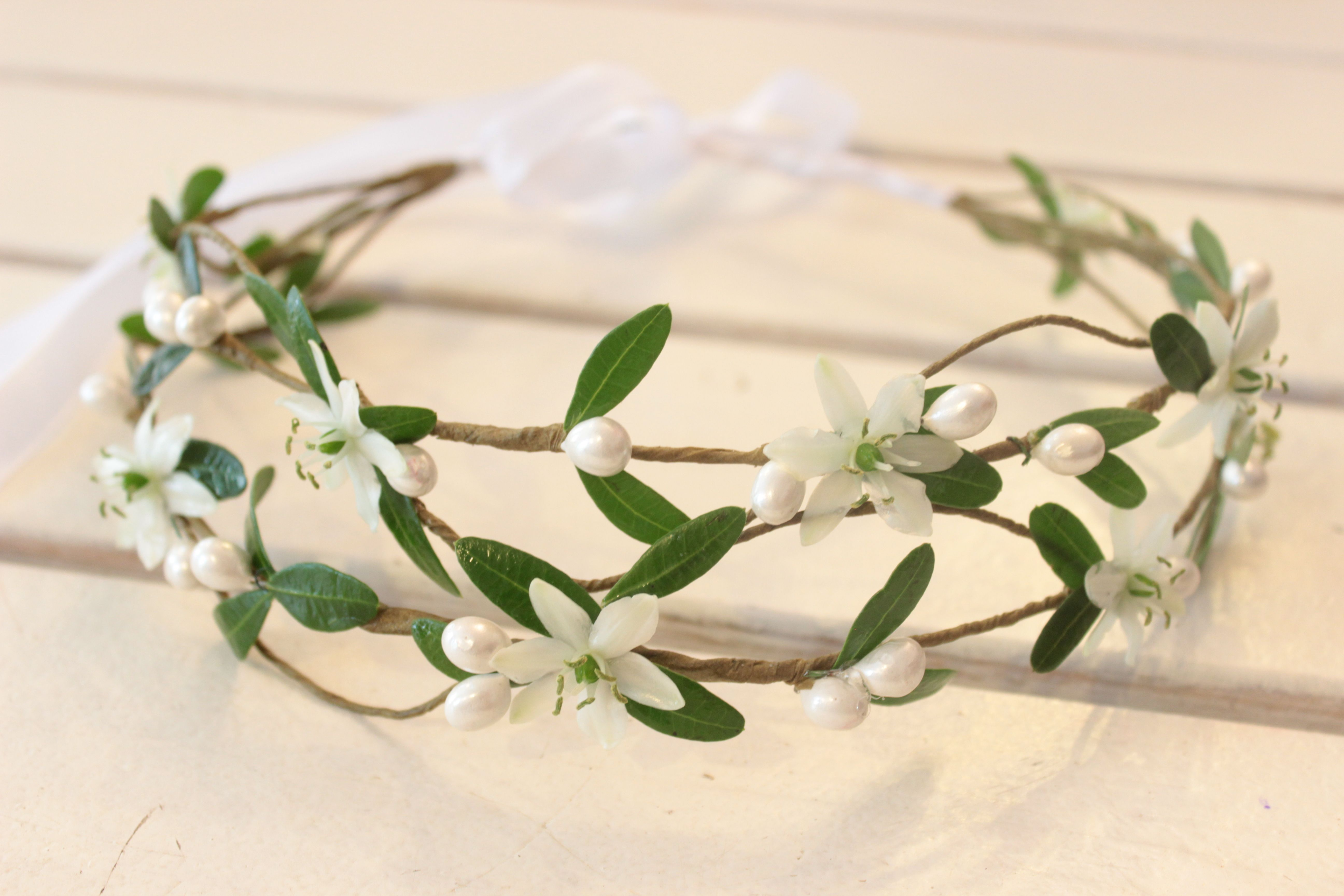 Wianek Slubny Komunia Wieczor Panienski Wedding Floral Floral Design
