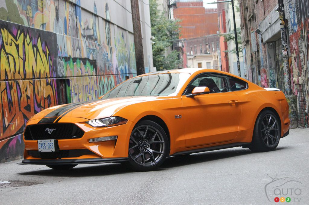 2019 Ford Mustang Gt Performance Pack Level 2 Review Ford
