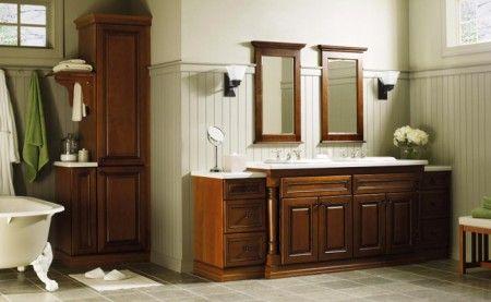 bathroom remodeling home depot | Bathroom Linen Cabinets Home Depot