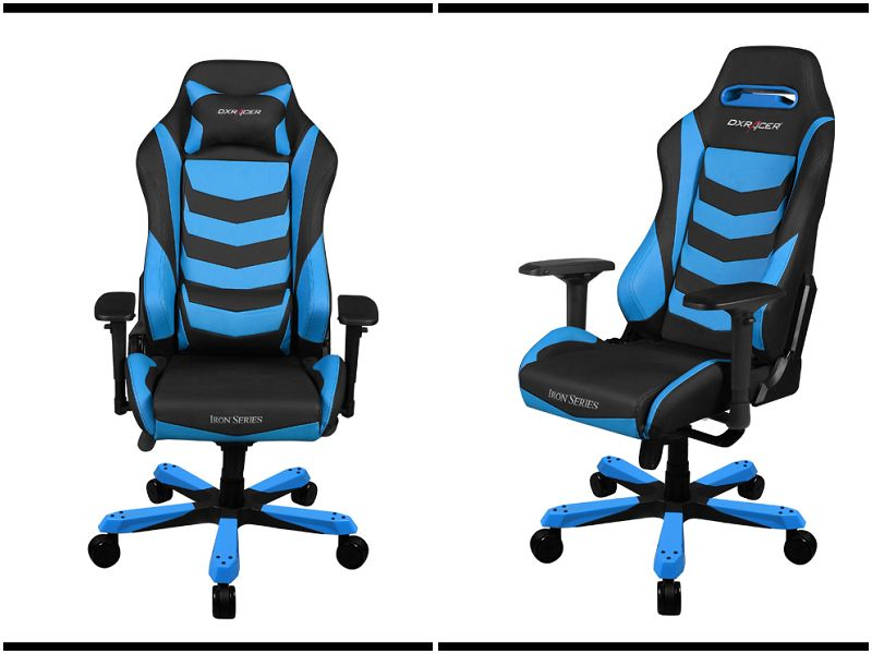 Dxracer Is166nb Xl Pc Gaming Chair Computer Chair Executive Chair