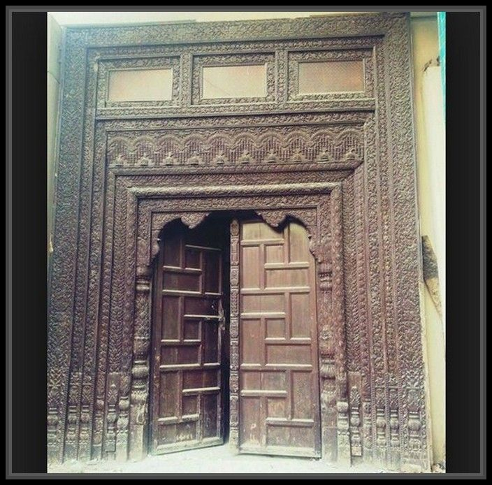 Terrific antique wooden doors pakistan home decor more for Door design in pakistan