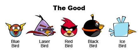 angry birds all characters - photo #29