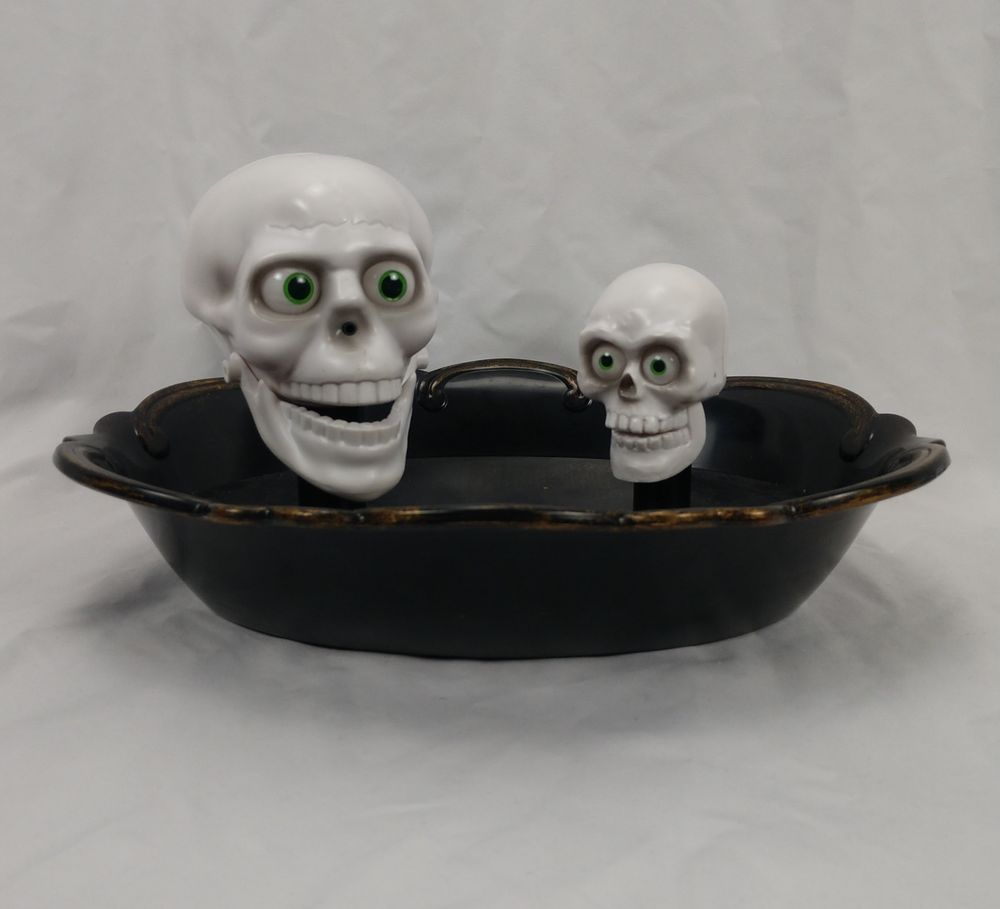animated halloween candy bowl | eBay