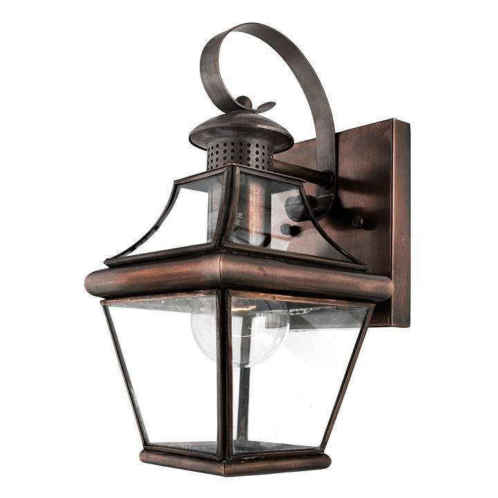 Carlisle Wall Lantern Outdoor Sconces Rustic Outdoor Lighting Outdoor Wall Sconce
