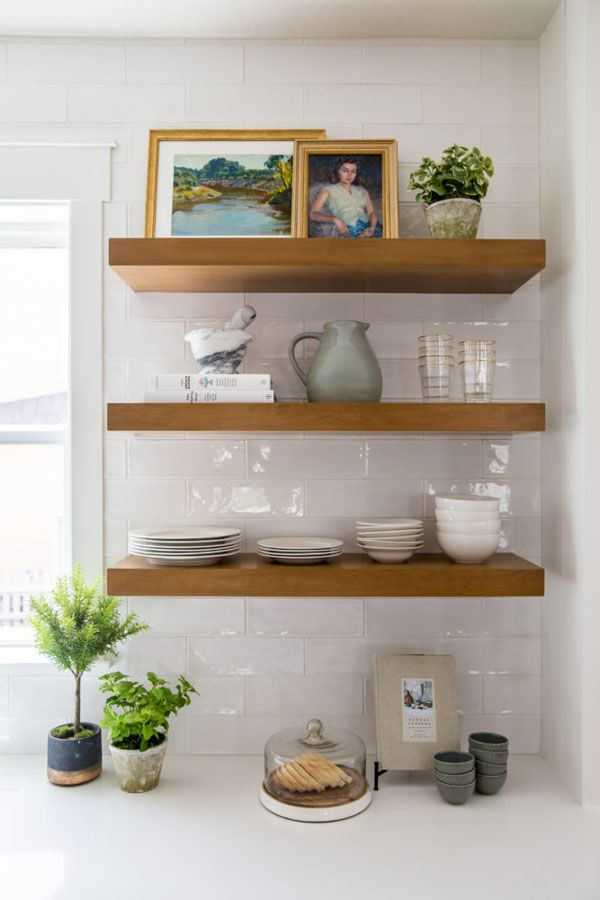 floating shelf round up floating shelves kitchen decor floating shelves kitchen on kitchen floating shelves id=29530