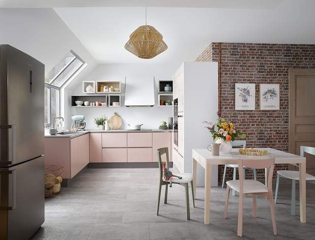 20 Belles Idees D Amenagement De Cuisine Cuisine Contemporaine
