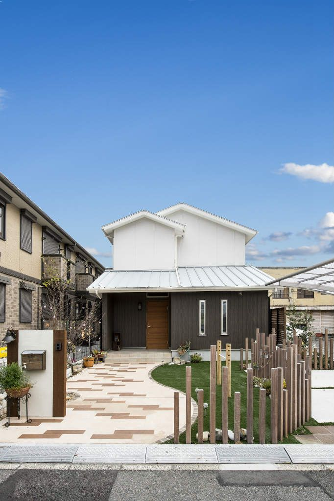 住む人の個性が溢れる 外観デザイン集 注文住宅の事例写真 デザイン集