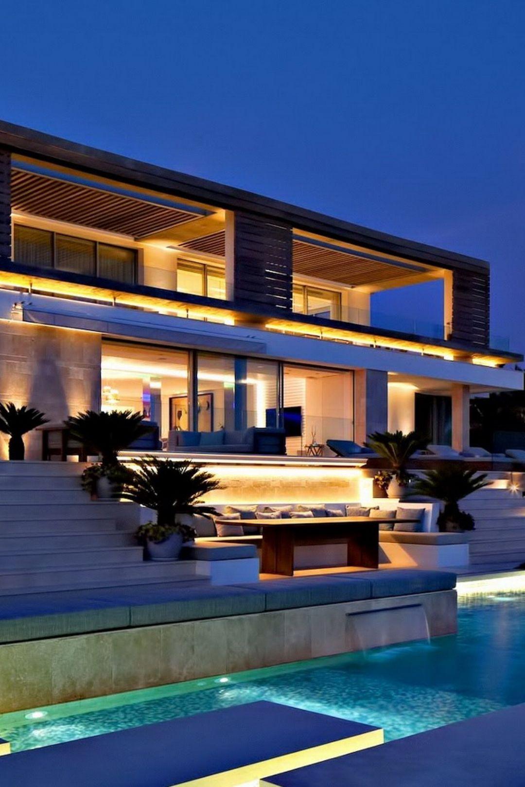 Spectacular Spanish Luxury Contemporary Modern Villa   Ibiza, Balearic  Islands, Spain