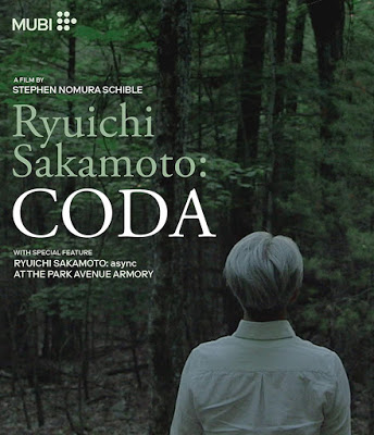 Dvd Blu Ray Ryuichi Sakamoto Coda 2017 Documentary Oscar Winning Films Documentaries Dvd