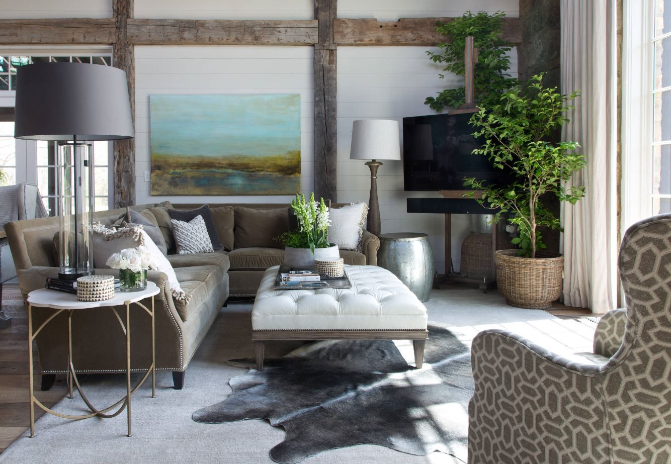 Modern Rustic Interior Design 7 Best Tips To Create Your Flawless Space Decorilla Online Interior Design Interior Design Rustic Rustic Home Design Family Room Design