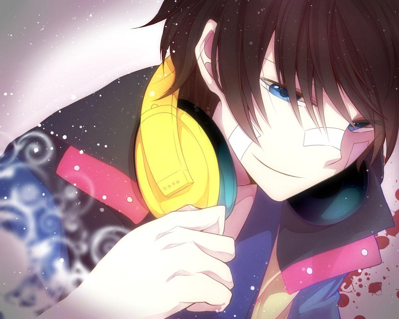 Hamatora Nice Anime Anak Laki Laki Gambar Gambar Anime