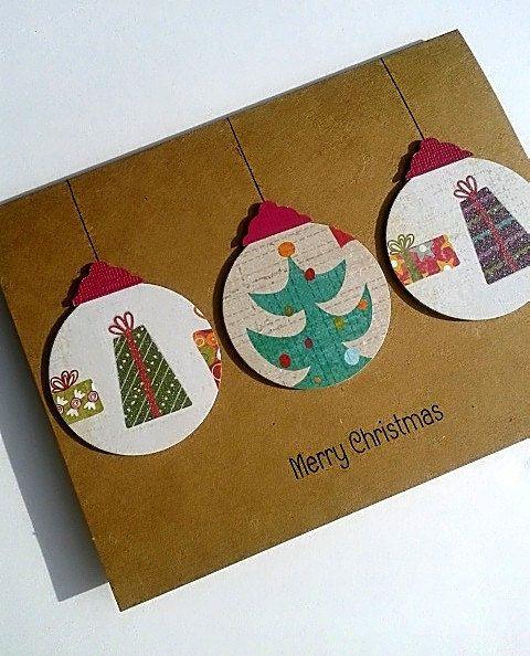 Paper Handmade Christmas Cards Handmade by SharingAPassion, $500