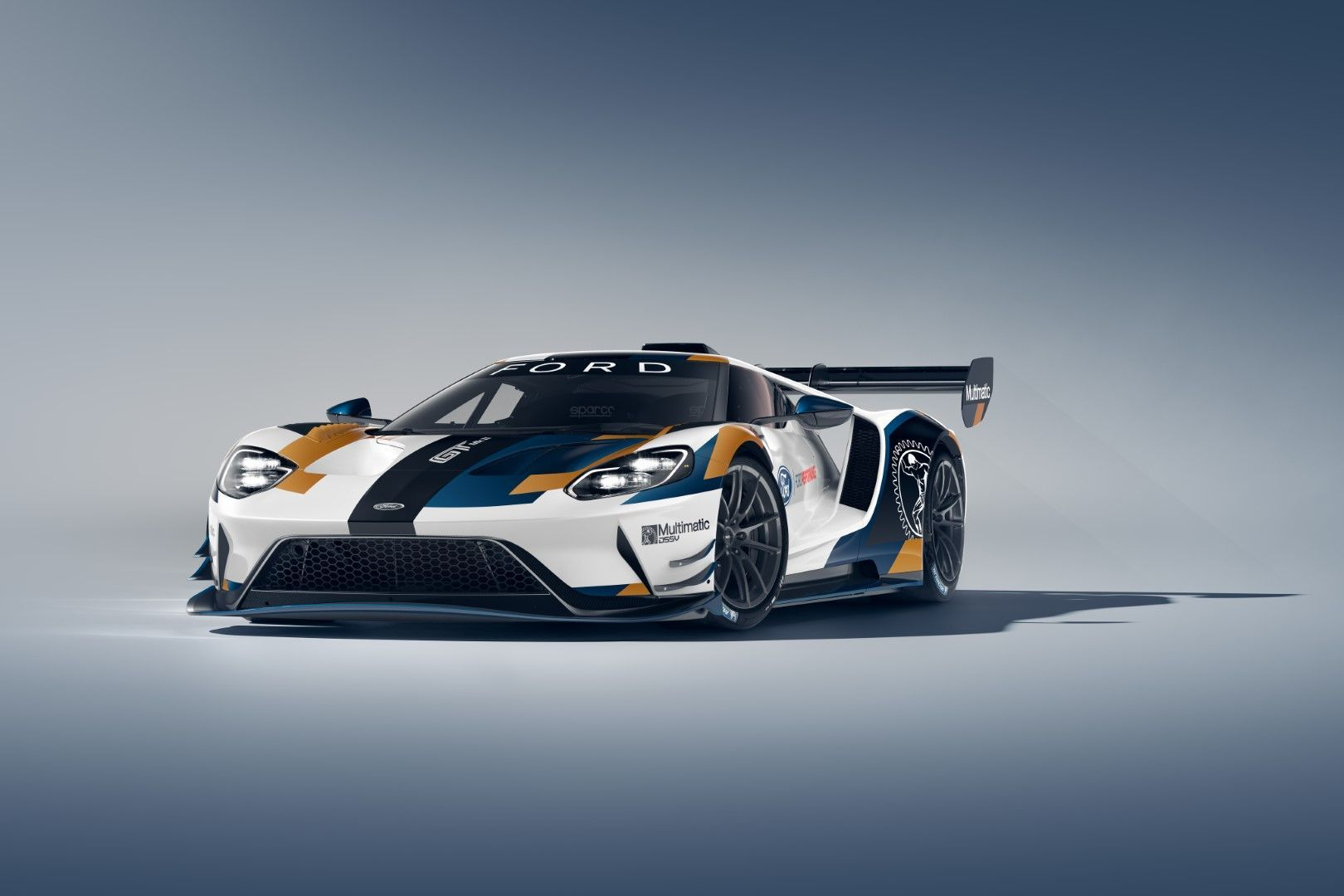 Limited Edition Ford Gt Mkii Track Only Not Street Legal 700 Hp