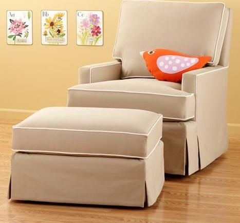 Nursery Furniture on Modern Nursery Chairs Offer Comfortable And Functionality For Your