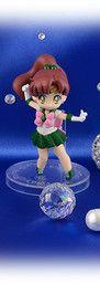 Bishoujo Senshi Sailor Moon - Sailor Jupiter - Bishoujo Senshi Sailor Moon Atsumete Figure for Girls Vol. 2 - Girls Memories (Banpresto)