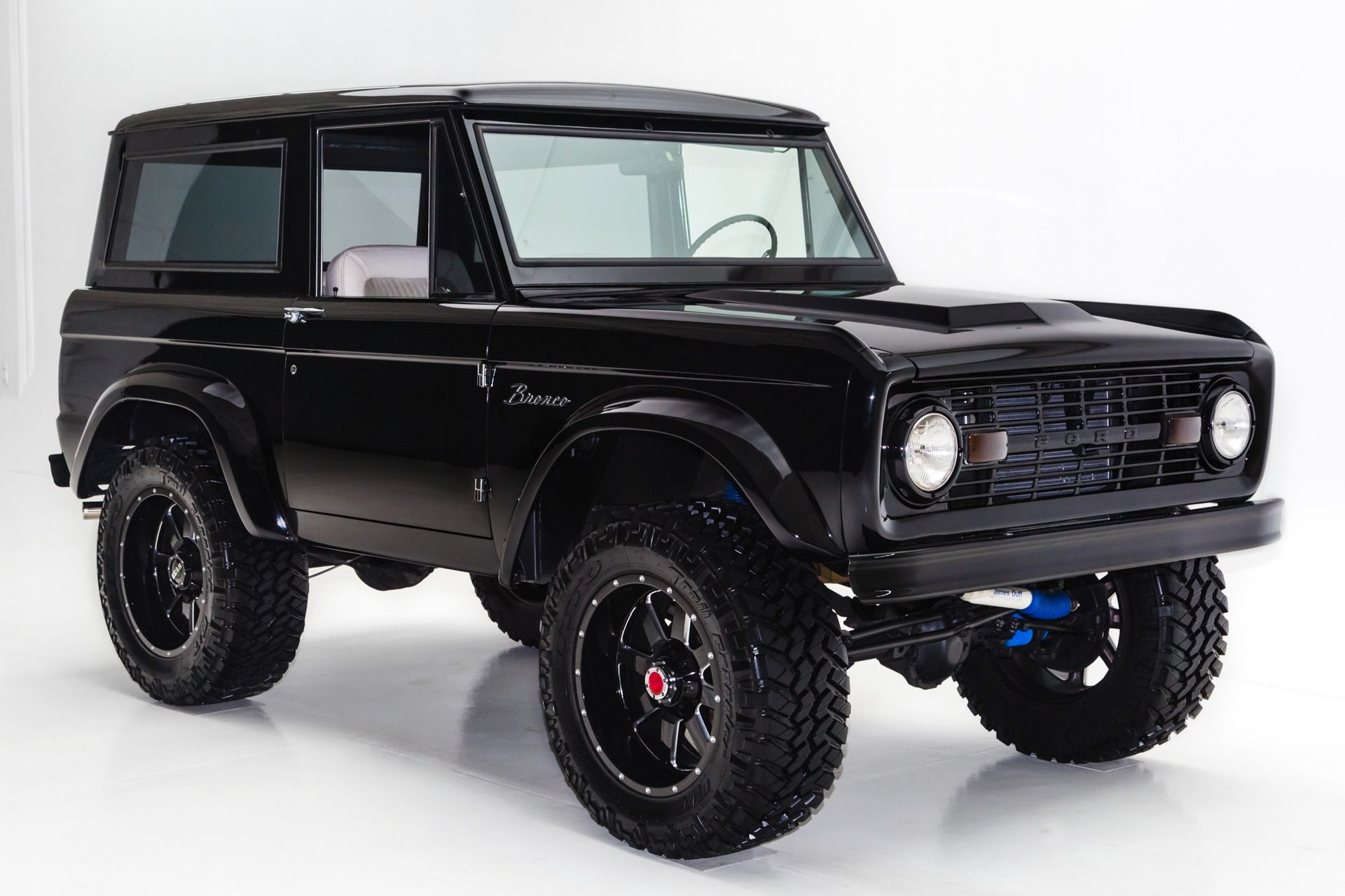 Image Result For Jet Black Ford Bronco Ford Bronco Bronco Car