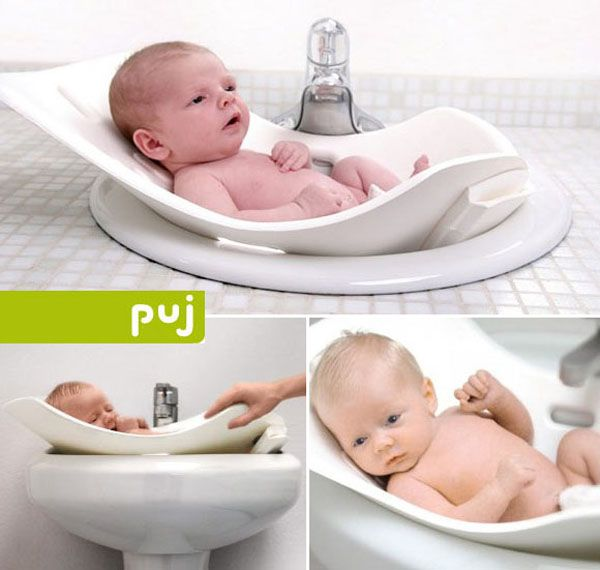 puj-baby-bath-tub Too cute and awesome not to post. I REALLY wish ...