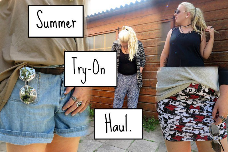 Summer Try-On Clothing Haul | 2017. - Beauty-Blush