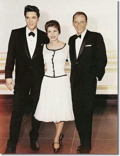 Elvis, Nancy+Frank...