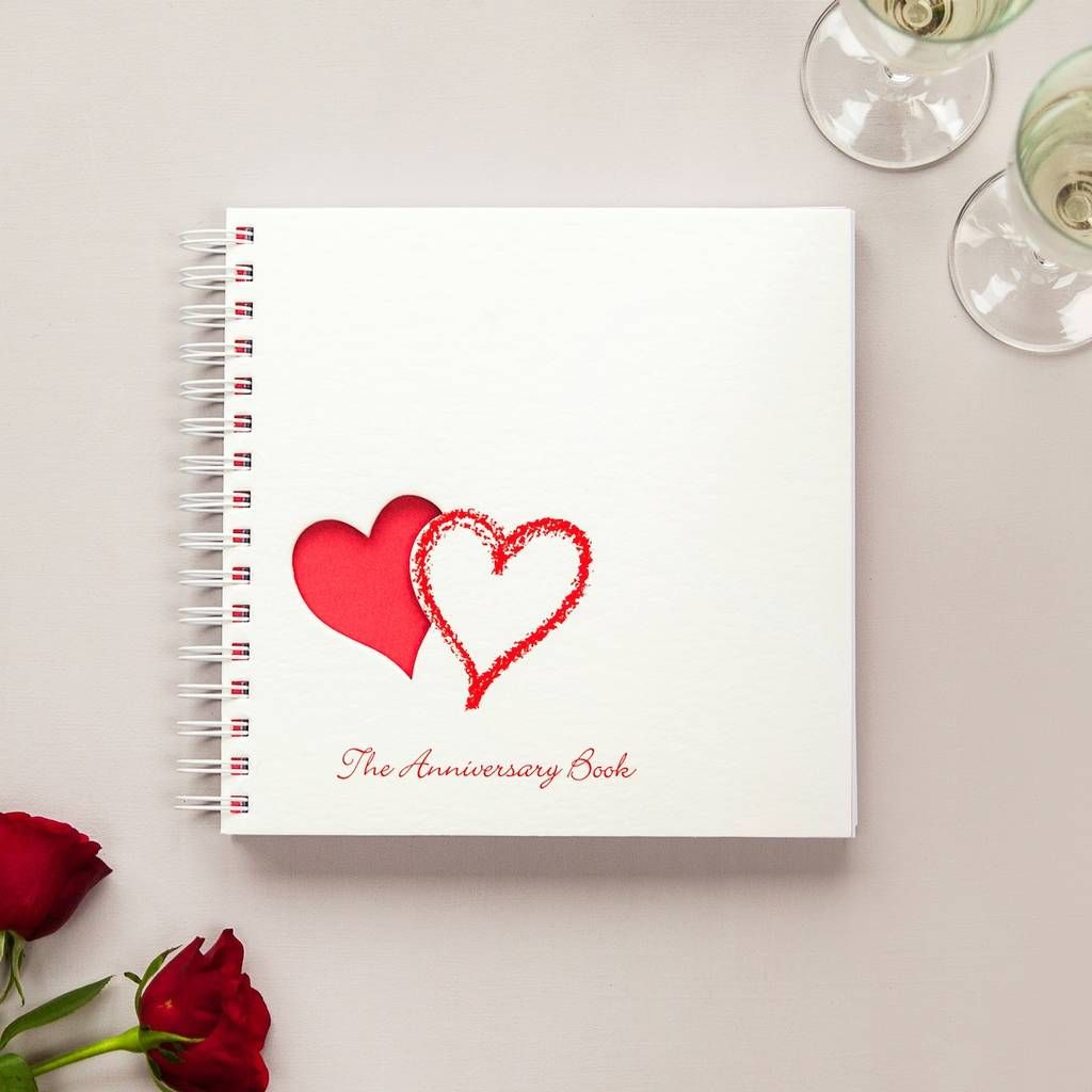 Gifts For Wedding Anniversaries For Each Year: 1st To 50th Wedding Anniversary Memory Book