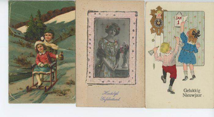 Fantasie / Kinderkaarten 50x