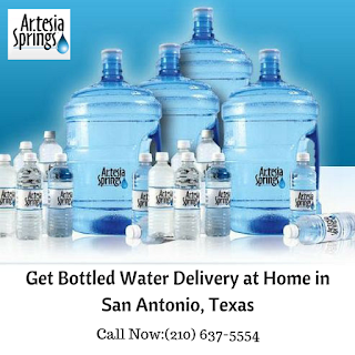 Need Of Bottled Water Delivery Service In San Antonio Artesia Springs Bottled Water Delivery Water Delivery Service Water Delivery