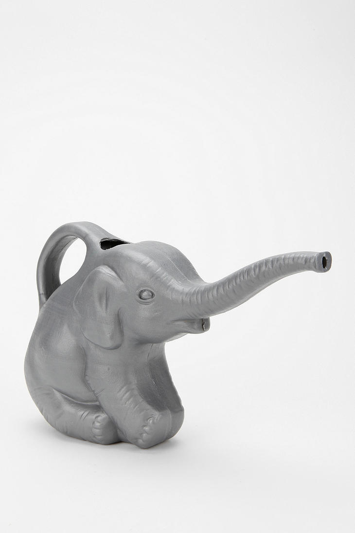 sooo sweet ( elephant watering can)