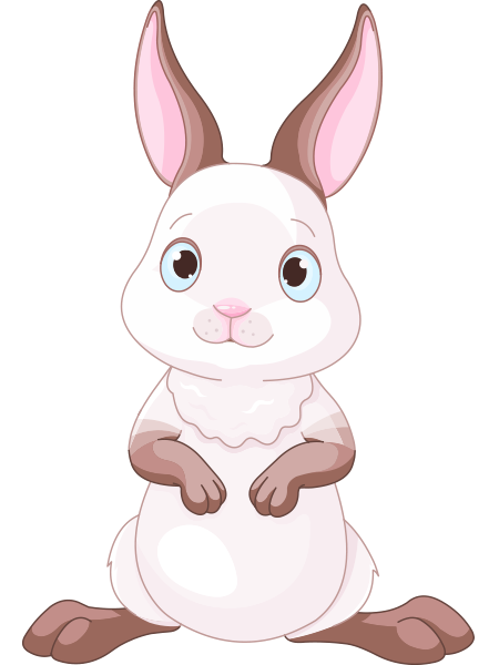 Adorable Rabbit | Animal Icons | Sheep illustration, Cute ...
