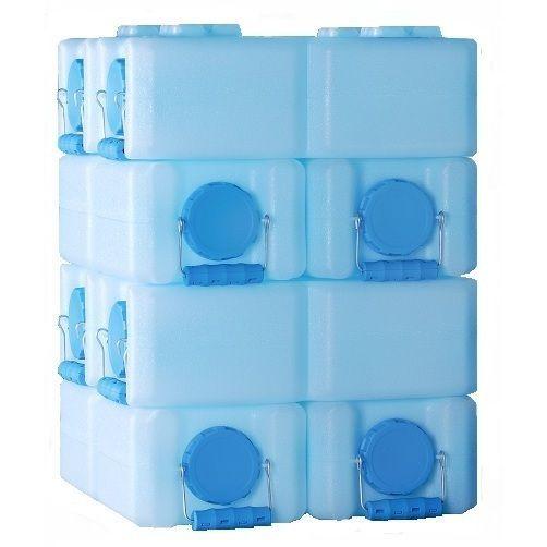 WaterBrick BPA Free 35 gallon Water Storage Container Prep