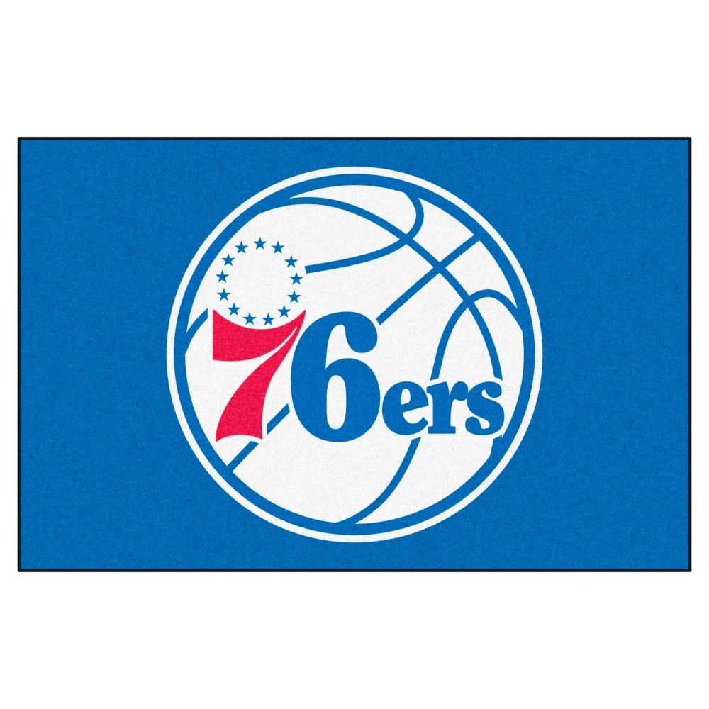 Lot 0f Nba Philadelphia 76ers Basketball Patch Patches Item # 124 High Quality Materials 1
