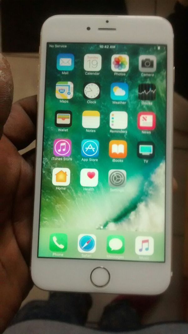 Iphone 6plus 64gb Unlocked For Sale In West Palm Beach Fl