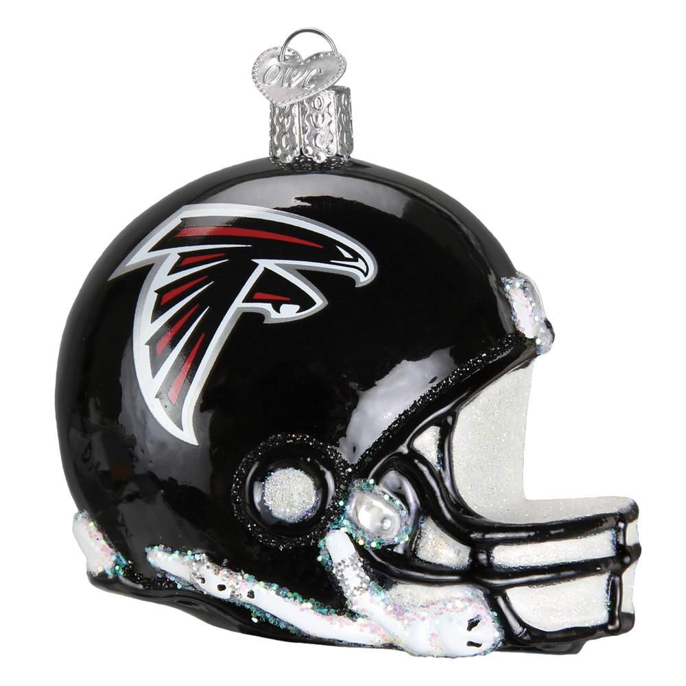 Atlanta Falcons Helmet Ornament Falcons Helmet Atlanta Falcons Helmet Atlanta Falcons
