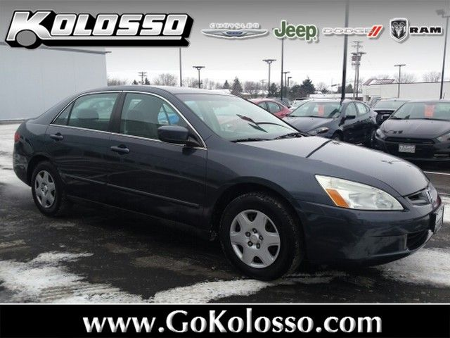 Used 2005 Honda Accord 2.4 LX For Sale in Appleton WI