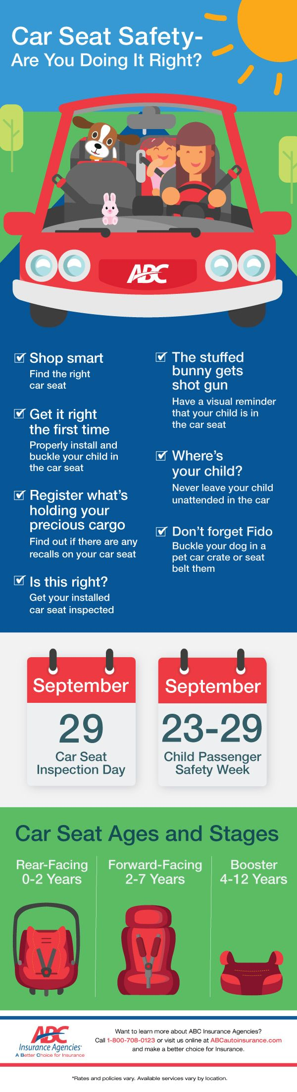Car Seat Safety Check Carseat safety, Safe driving tips