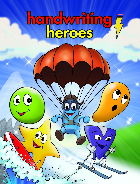Handwriting Heroes Program