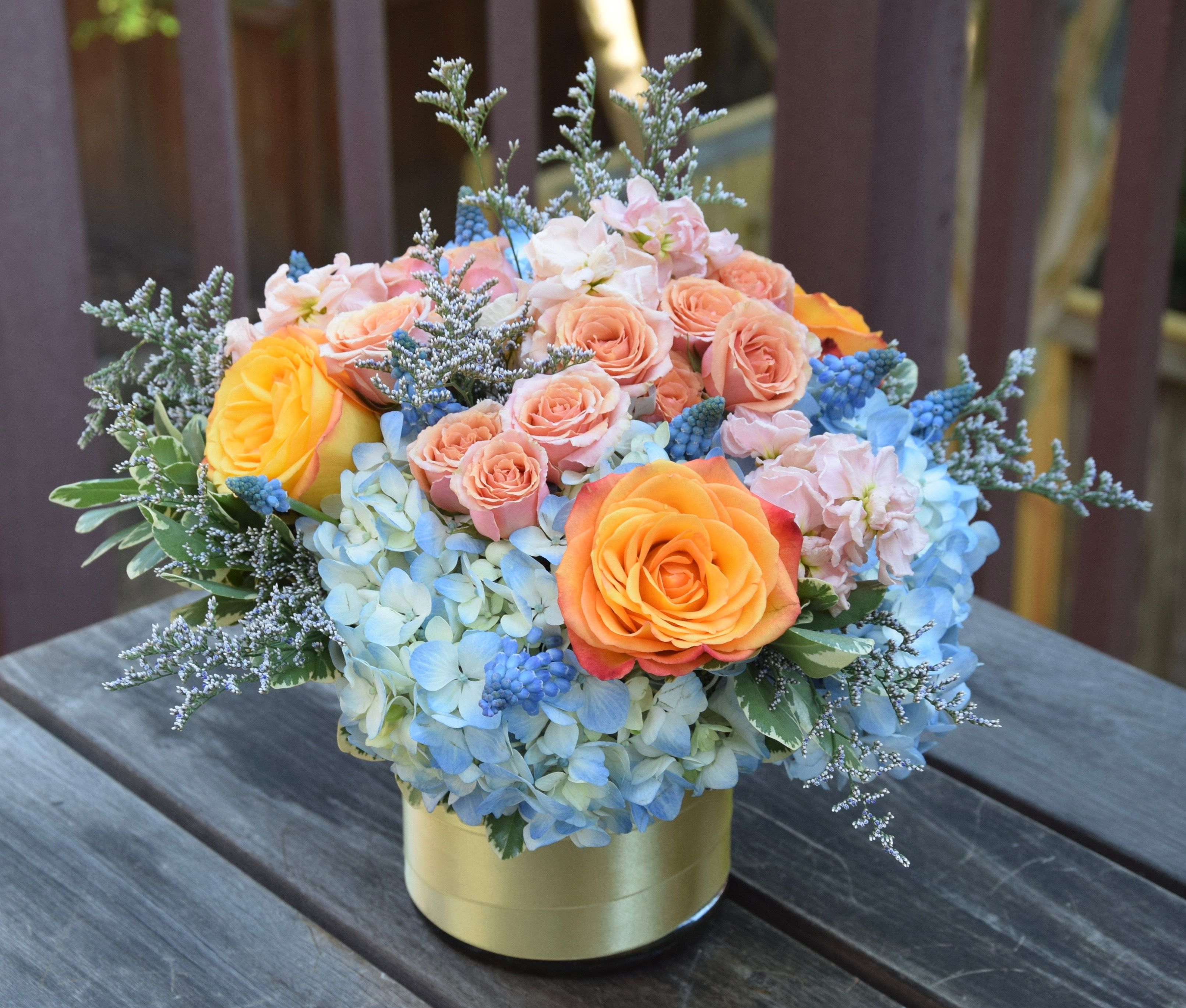 Flower Arrangement For Mothers