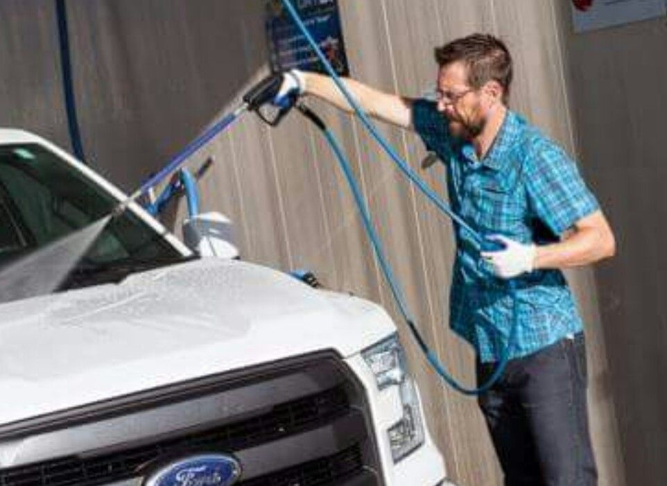 Cache car wash full vehicle detail fathers day giveaway