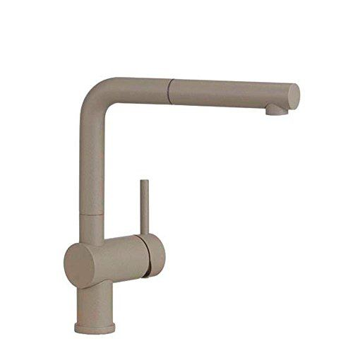Bathroom Faucets DIY | Blanco 441335 Linus Pullout Kitchen Truffle ...