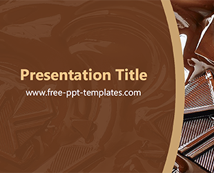 Wine powerpoint template is a white template with an appropriate chocolate powerpoint template is a brown template with a background image of male and female signs that you can use to make an elegant and professional ppt toneelgroepblik Gallery