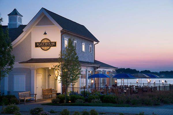 The Boathouse Restaurant Tiverton Rhode Island