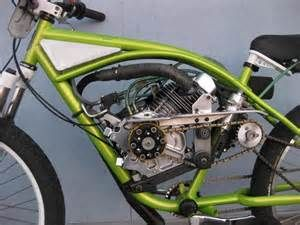 Joker's motor bicycles 212cc Harbor Freight Predator and