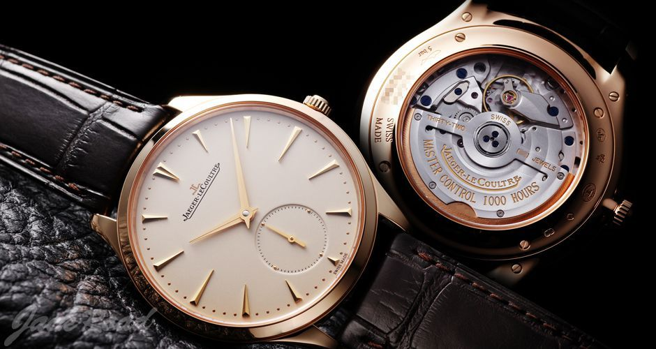 JAEGER LE COULTRE  Master Ultra Thin / Ref.Q1272510