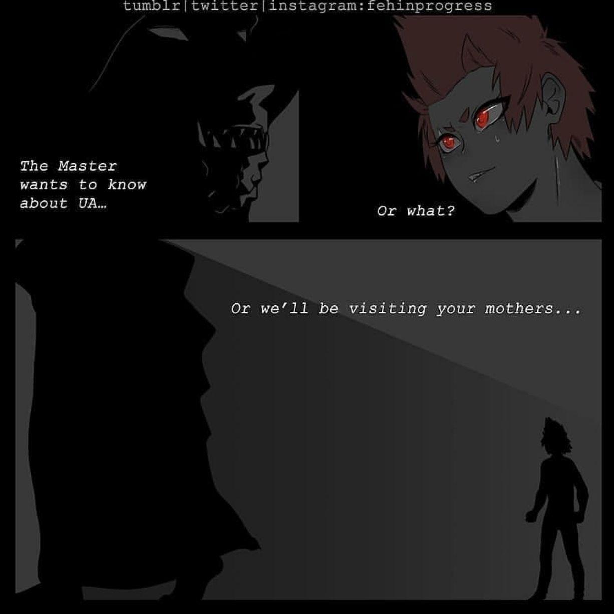 Pin By Pinpin On Mha Villains In 2020 Hero Academia Characters Kirishima My Hero