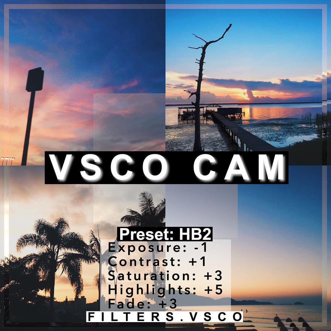 """Vsco Cam & Afterlight Filters on Instagram: """"Here's a ..."""